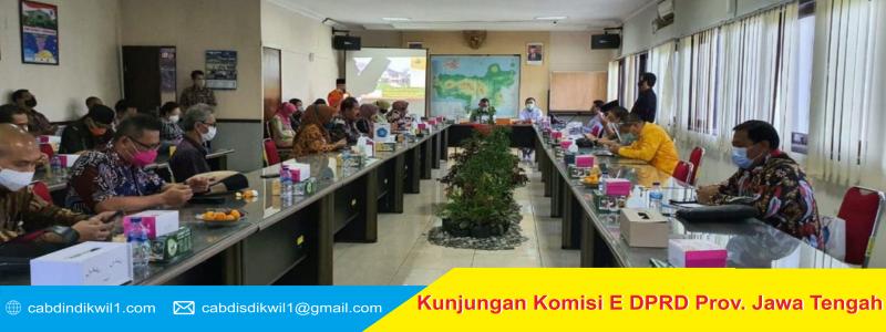 Kunjungan Komisi E DPRD Jawa Tengah