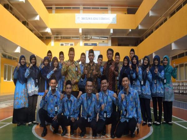 SMA Islam Al Azhar 15 Semarang, Top 1000 UTBK LTMPT