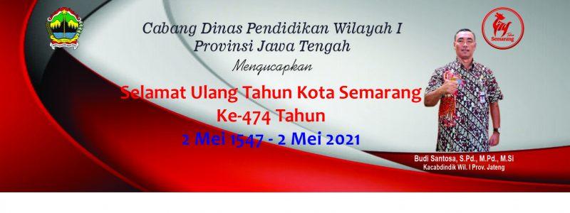 HUT Kota Semarang 2021
